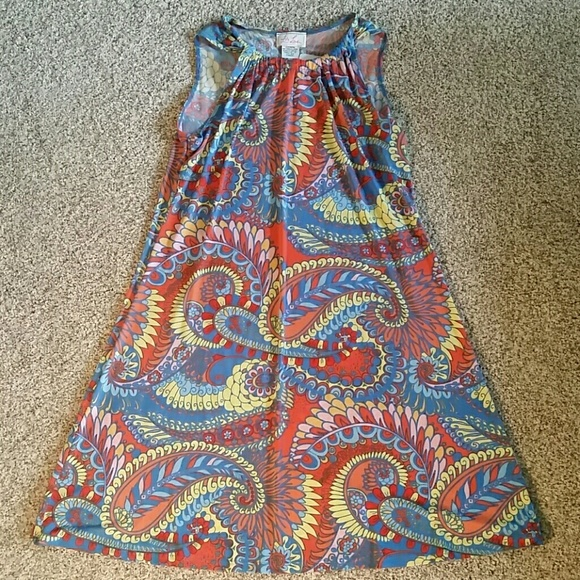 Ivy Lane Dresses & Skirts - NWT Ivy Lane paisley swing dress